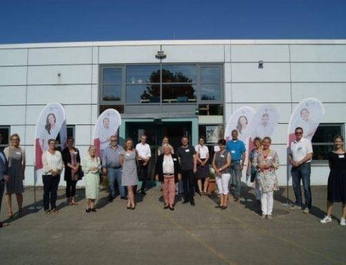 Erstes Beiratstreffen zum Pflegeprojekt 'Autonome ambulante Pflegeteams'