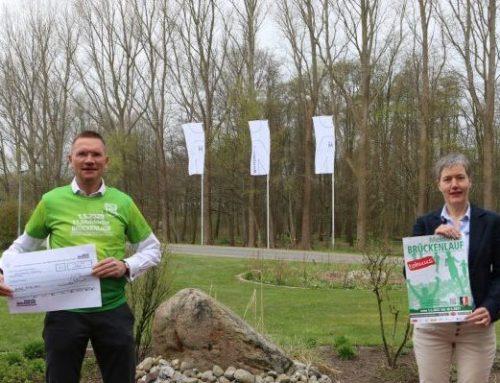 Meldorfer Brückenlauf: Spende für die Stiftung Mensch