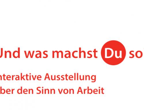 """""""Und was machst Du so?"""" – LAG Werkstatträte Ausstellung"""